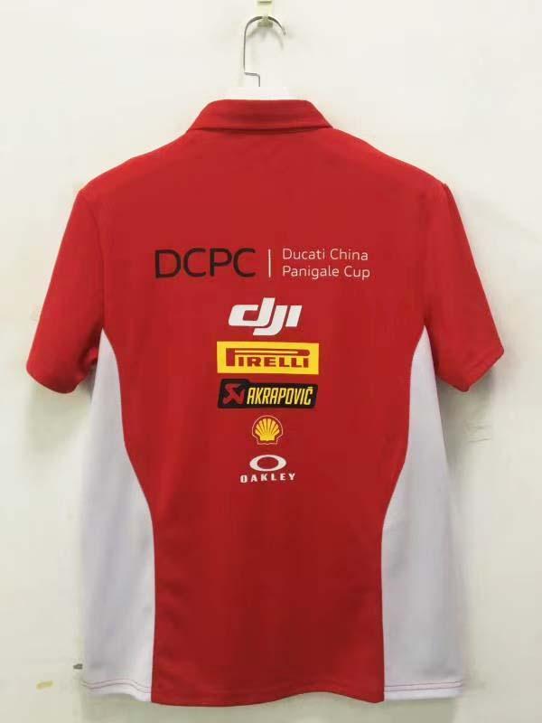 High Quality Customized logo 250gsm Cotton Fabric School Uniform Polo Shirt  12
