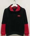 High Quality Customized logo 250gsm Cotton Fabric School Uniform Polo Shirt  18