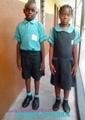High Quality Customized logo 250gsm Cotton Fabric School Uniform Polo Shirt  20