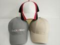 Customized cotton Gorros Jockey caps  3