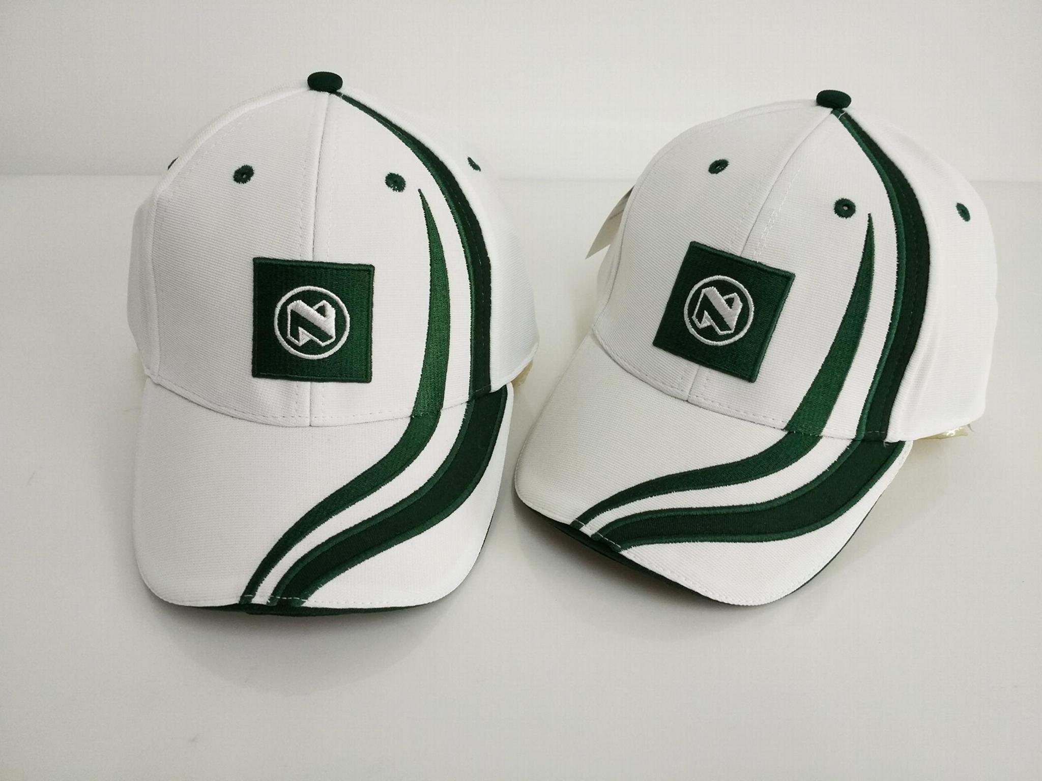 Customized cotton Gorros Jockey caps  4