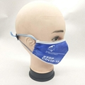 Fashion Protective washable anti odor fabric Isolation face mask 7