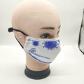 Fashion Protective washable anti odor fabric Isolation face mask 8
