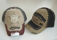 Popular Cotton Sports Baseball Gorros Jockey Cap