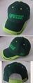 fashion holiday baseball Gorros Jockey golf cap