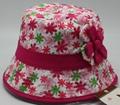 HOT Cotton Bucket Fish Sun hat