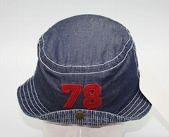 HOT Regular Basic Pigment Wash Hat