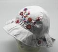 100%Cotton female Hats