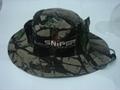 Large brim Fashional hunting Sun hat 2