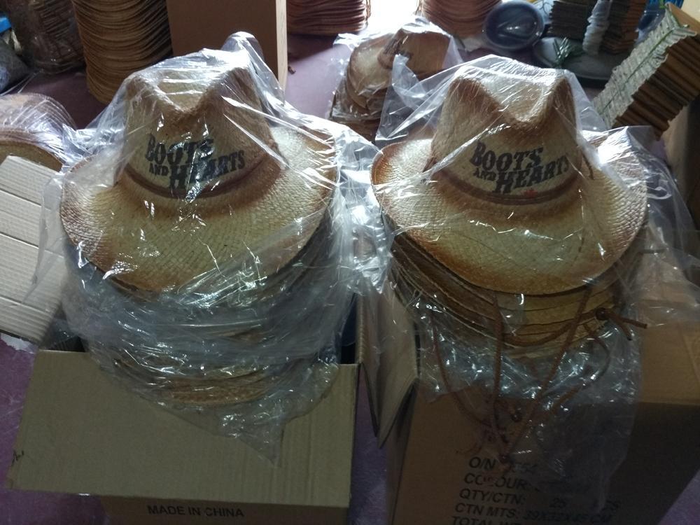 Raffia Straw Surf Hat Candana  Cowboy Straw hat 3