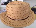 Fashion Custom cool Straw Hat /Sun Hat (DH-LH9118)