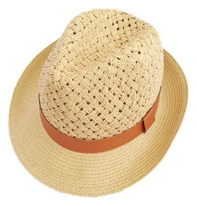 Fashional Girl Summer Hat/Sun Hat/Straw Hat (DH-LH9111) 3