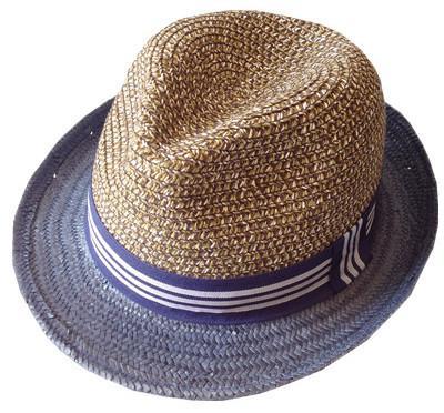 Fashional Girl Summer Hat/Sun Hat/Straw Hat (DH-LH9111) 4