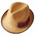 Fashional Girl Summer Hat/Sun Hat/Straw Hat (DH-LH9111) 5