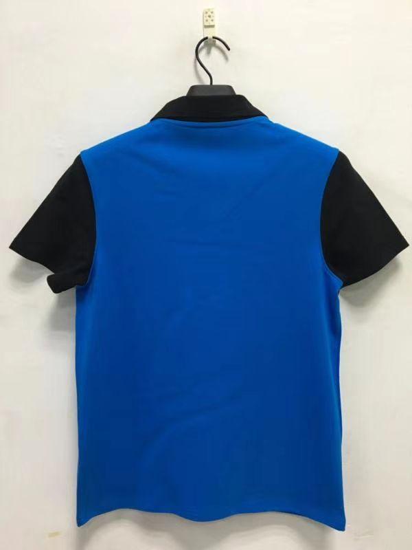 Customized 250gsm Cotton Pique Mesh Work wear Work Uniform Cloth polo shirt  4