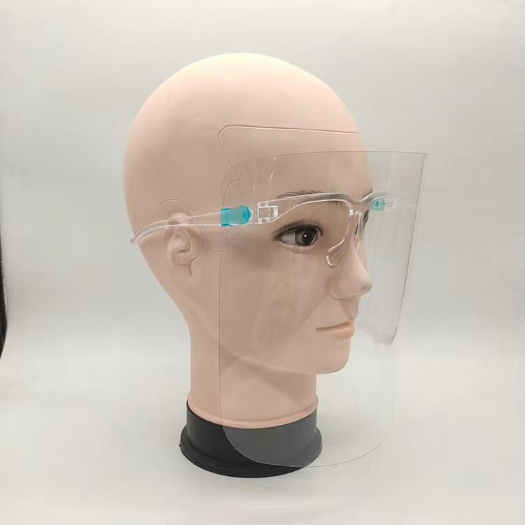 Fashion Protective Isolation Mask Face Glass Shield  4