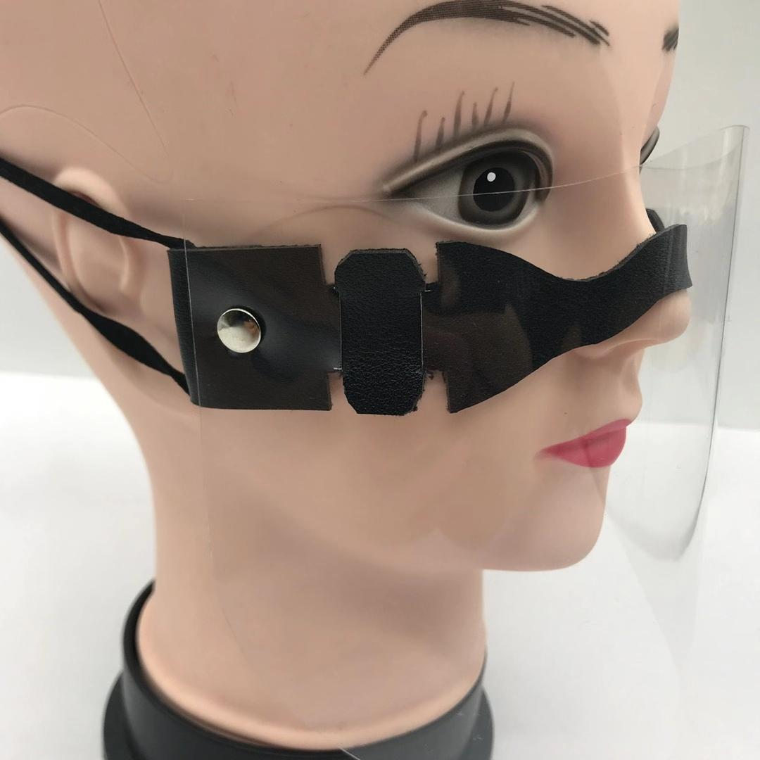 Fashion Protective Isolation Mask Face Glass Shield  7