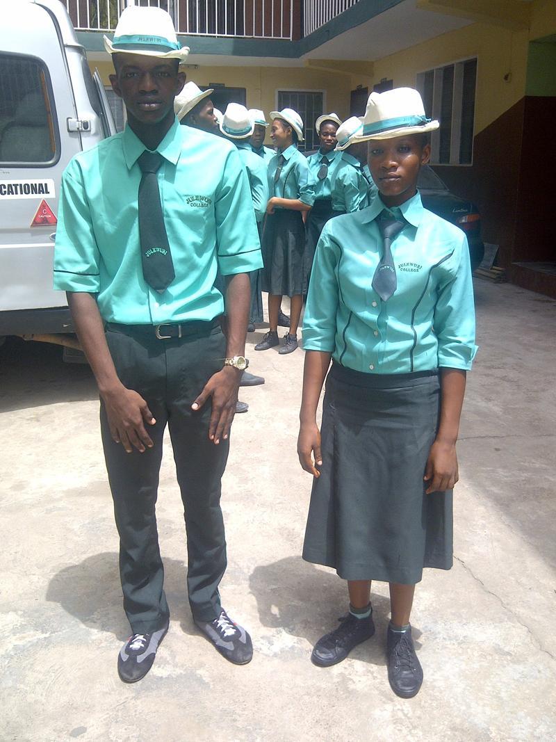 Polyester Cotton School student  uniform  1