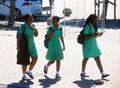Polyester Cotton School student  uniform  3