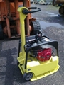180kgs Hydraulic&Reversible Plate Compactor