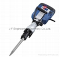 45J/1750W Electric Demolition Hammer