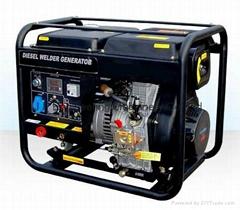 Diesel Weld Generator