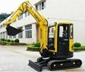 3860kgs Hydraulic Crawler Excavator