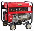 5KW Petrol Generator(Honda engines Rare Earth&AVR)