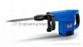 25J/1500W Electric Demolition Hammer