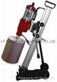 Velocity & 0-90degree Angle-adjustable Diamond Drill