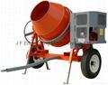 260-600L Concrete Mixer