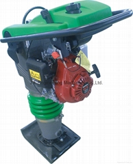 Four Stroke Gasoline Tamping Rammer