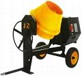 350L/450L Concrete Mixer