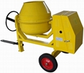 260L-800L concrete mixer