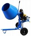 120L/140L/160L/180L Concrete Mixer