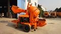 Concrete Mixer & Pump(Diesel Engine driven)