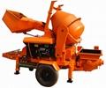 Concrete Mixer & Pump(Diesel Engine