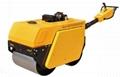 650kgs Double-drum Reversible Vibratory Road Roller DRR650