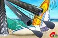 全碳船桨 1