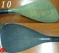 (carbon/Kevlar) paddle