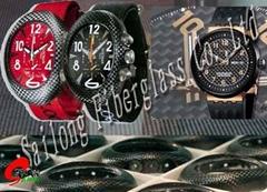 碳纤维手表壳