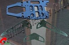 Carbon fiber Model Accessories