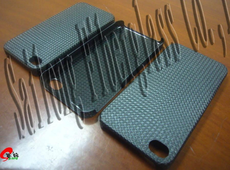 Carbon iPhone shell