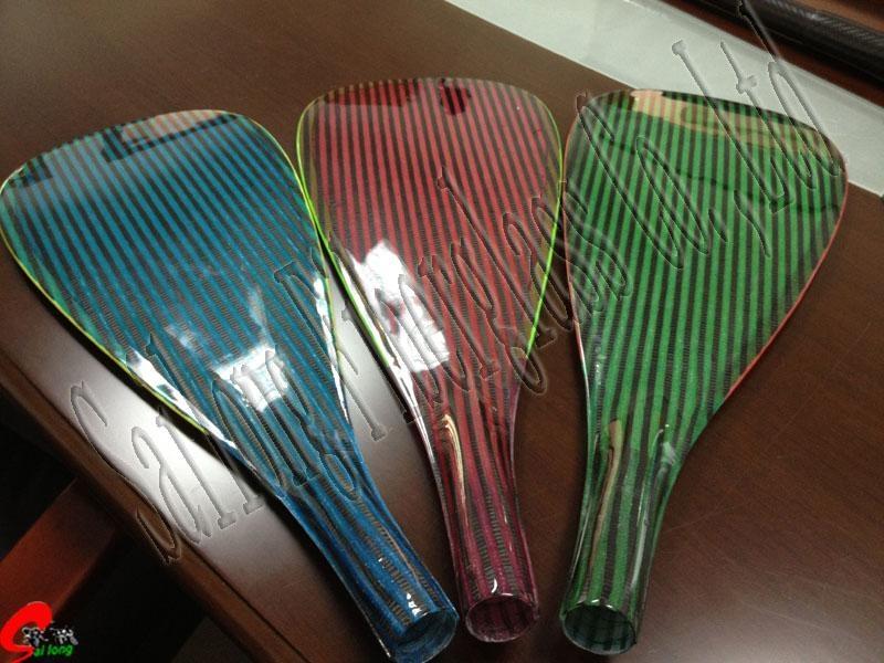 彩色碳纤维桨 1