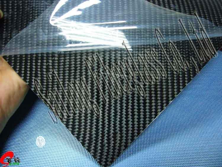 3k斜紋碳纖維板 1
