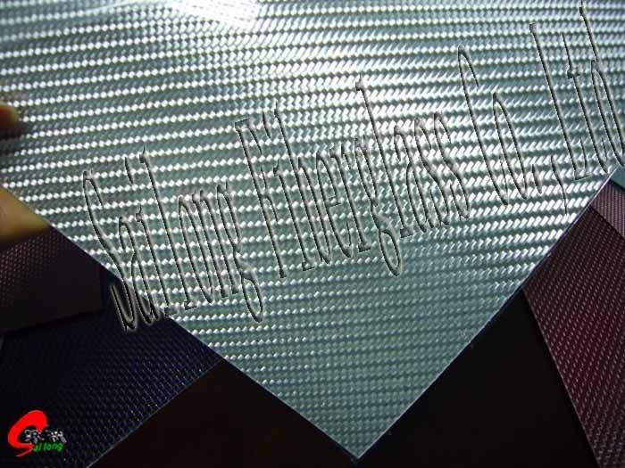 銀色纖維板 1