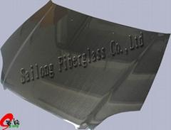 碳纖維引擎蓋