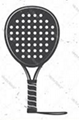 Extreme Tennis Paddle Rackets