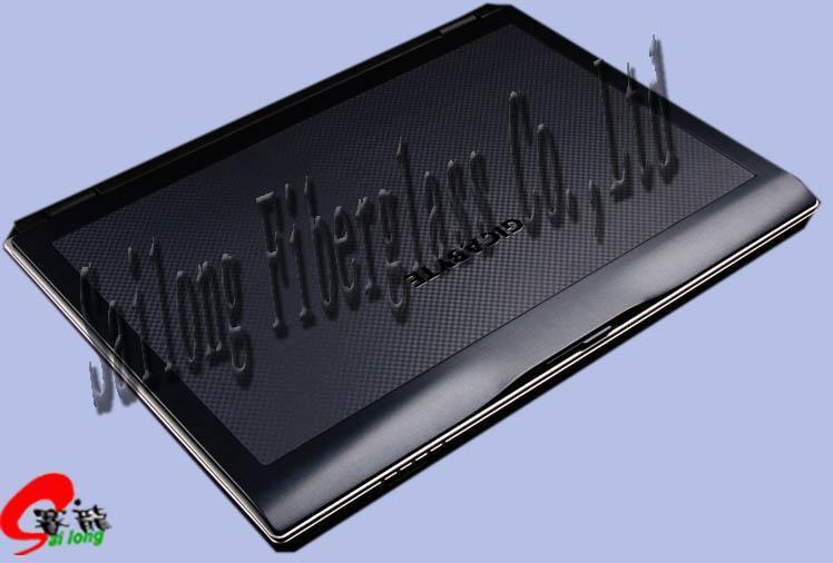 碳纖維手提電腦外殼 1