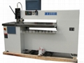 Veneer vertical stitching machine